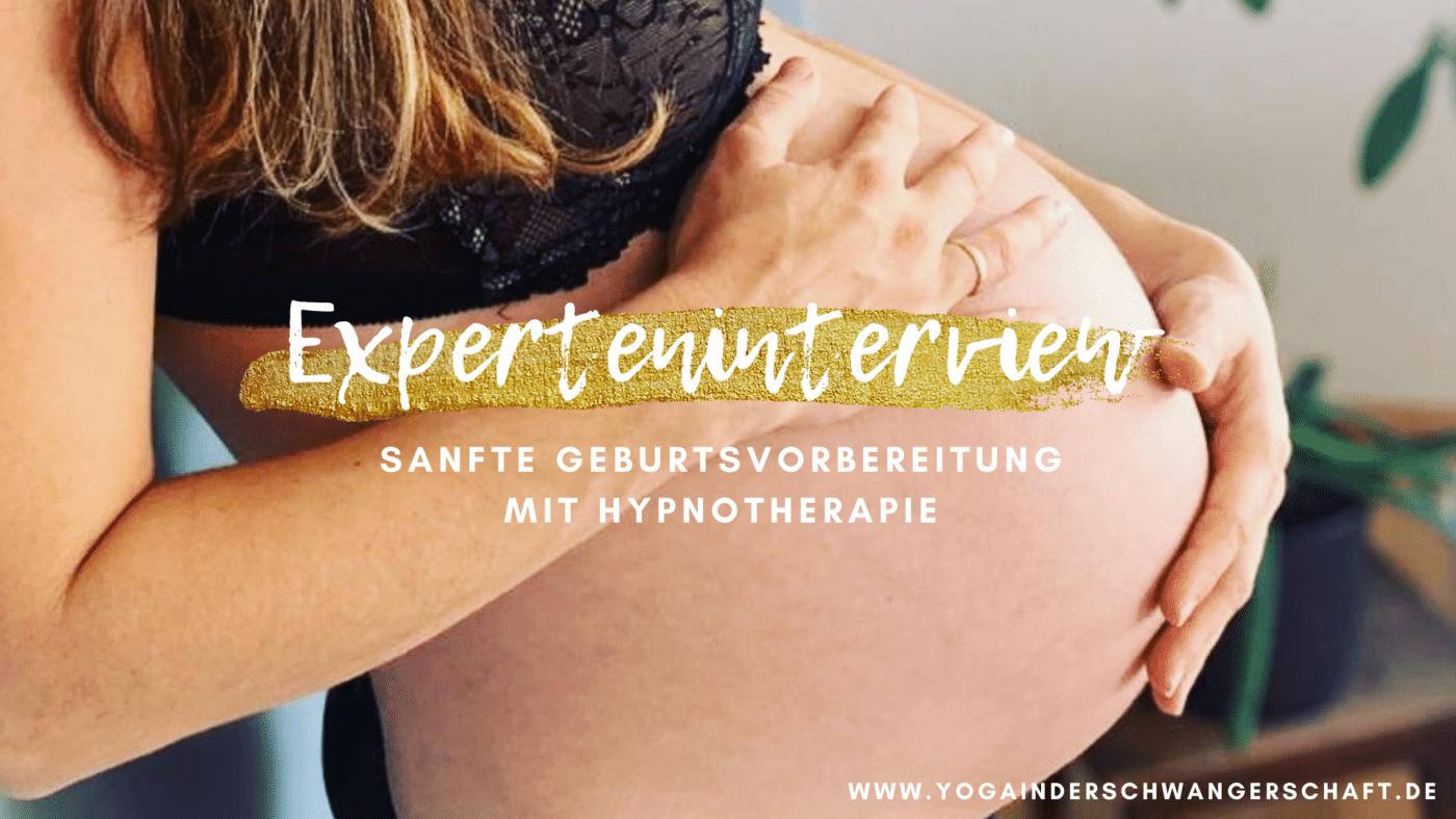 Sanfte Geburtsvorbereitung Hypno Therapie