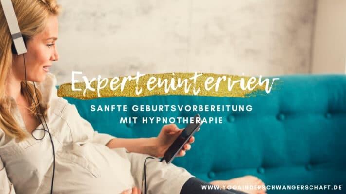 sanfte Hypnotherapie Geburtsvorbereitung